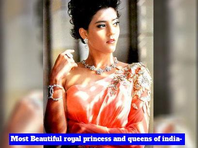 Mriganka singh, priyadarshini raje scindia, royal princess of india, padmavati, jyotiraditya scindia, queens of india, royal families of india, jyotiraditya scindia - Gwalior News, Gwalior News, Gwalior News