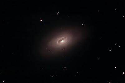 """M 64, galàxia """"Ull Negre"""""""