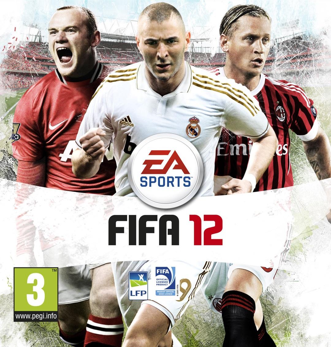 تحميل لعبة كرة القدم فيفا 12 - FIFA 12