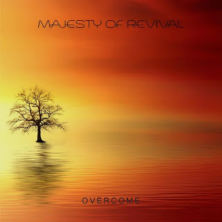 "Το single των Majesty of Revival ""Overcome"""