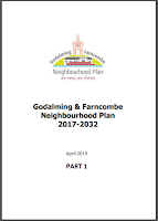 Cover of Godalming and Farncombe Neighbourhood Plan