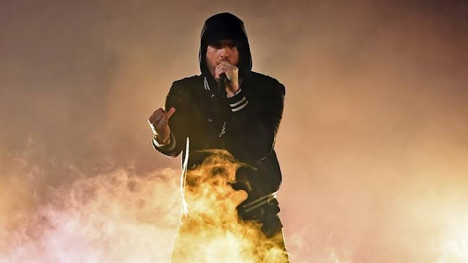 Eminem Revert Revolt's Diss and Apologizes On Twitter