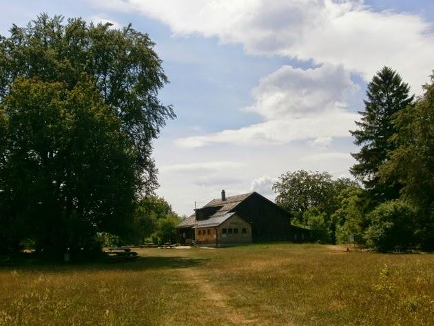 Die Schwäbische Alb und ihre Natur Zum Franz Keller Haus