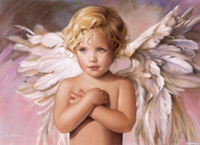 Ангелы данные нам Родом!!!