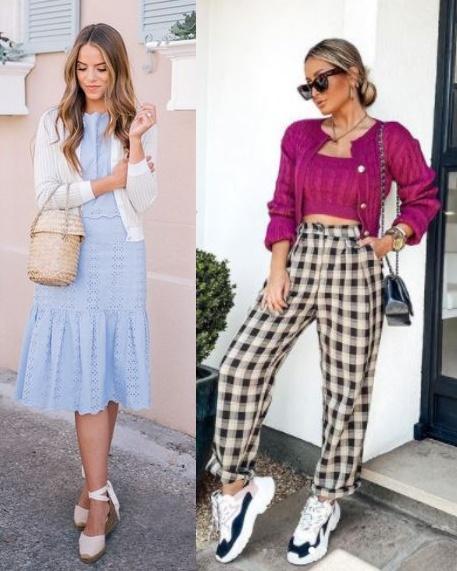 6 tendências de moda que valem o investimento, Julia Engel, Micheli Fernandes, cardigan