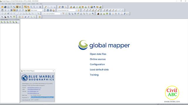 Global Mapper v22 Free Download