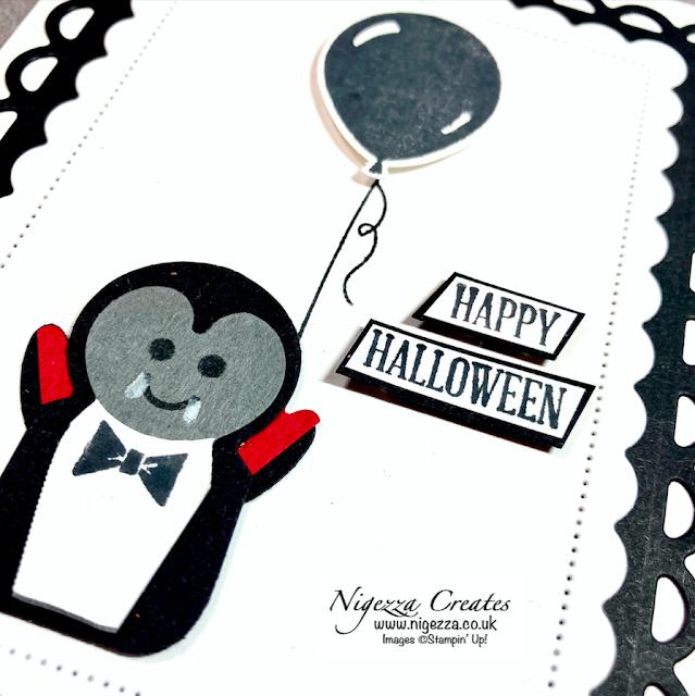 InspireINK September Blog Hop: Halloween