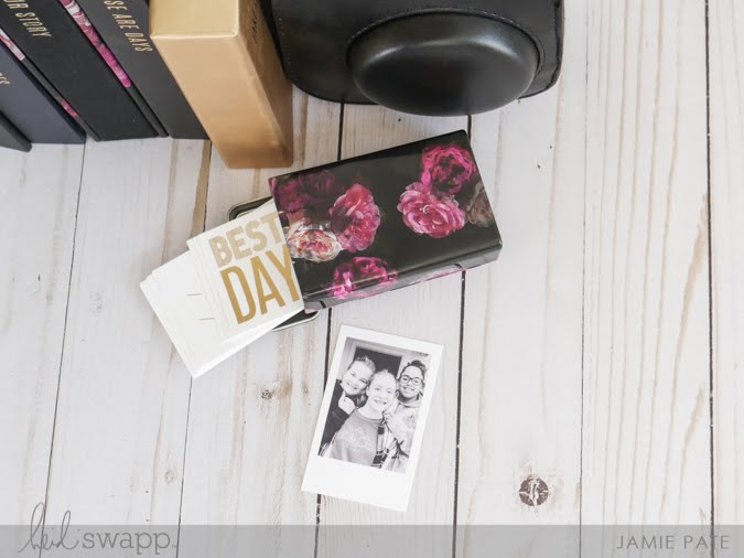Quick Guide to the Heidi Swapp Instax Vintage Sticker Tin by Jamie Pate  |  @jamiepate for @heidiswapp