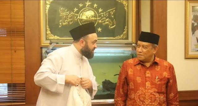 Prof KH Sa'id Aqil Siradj Ketum PBNU Adalah Juga Habib, Keturunan Nabi Muhammad SAW