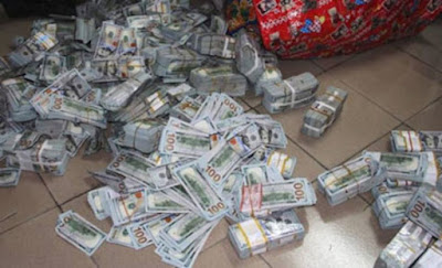 $ 43 million found in Ikoyi apartment are from the Nigerian joint venture - a report
