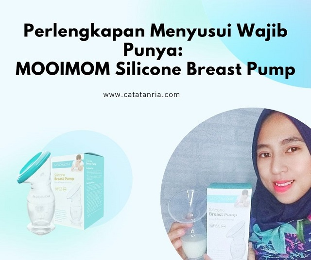 Mooimom Silicone Breast Pump