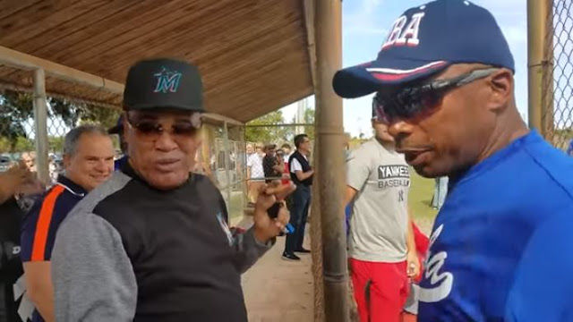 El Octavo Juego de las Estrellas de la Pelota Cubana en el Tamiami Park salió adelante, aún con cosas por refinar, pero camino a ser una tradición indiscutible de Miami