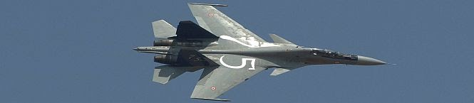 HAL Completes Production of 140 Raw Material Phase Su-30MKI Jets