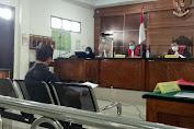Sidang Tuntutan Waka DPRD Tebo Ditunda Hingga Jumat