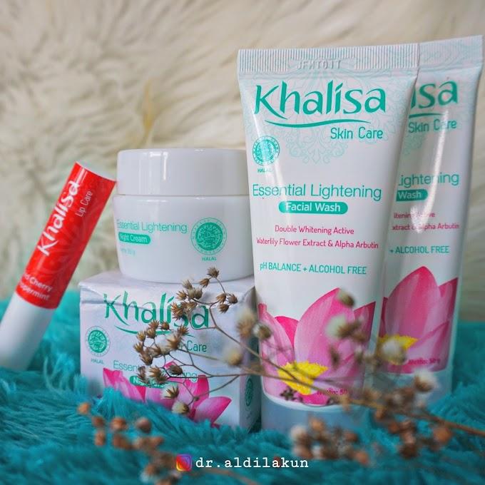 Review: Skincare Halal dan Natural dari Khalisa