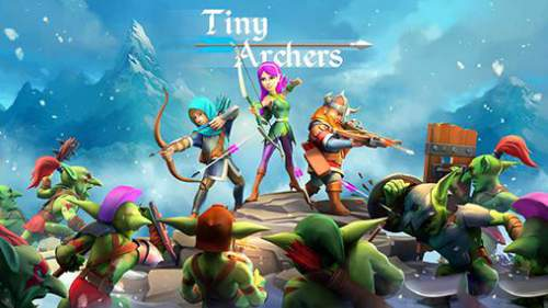 download tiny archers game for Android