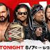 WWE Monday Night Raw 07.12.2020   Vídeos + Resultados