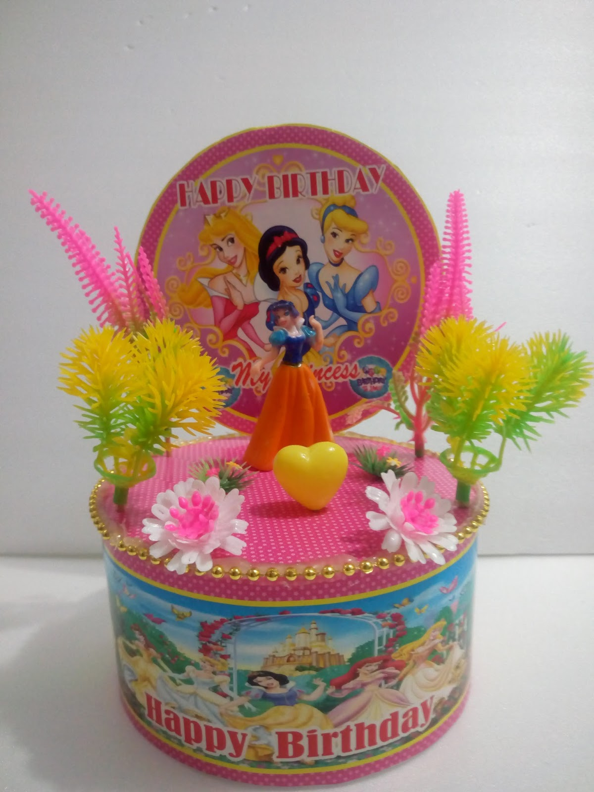 Hiasan Kue Ulang Tahun Dummy Background Kue Ulang Tahun