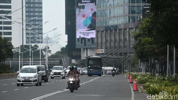 Klaim Corona Melandai di DKI, PSBB Pun Balik Transisi