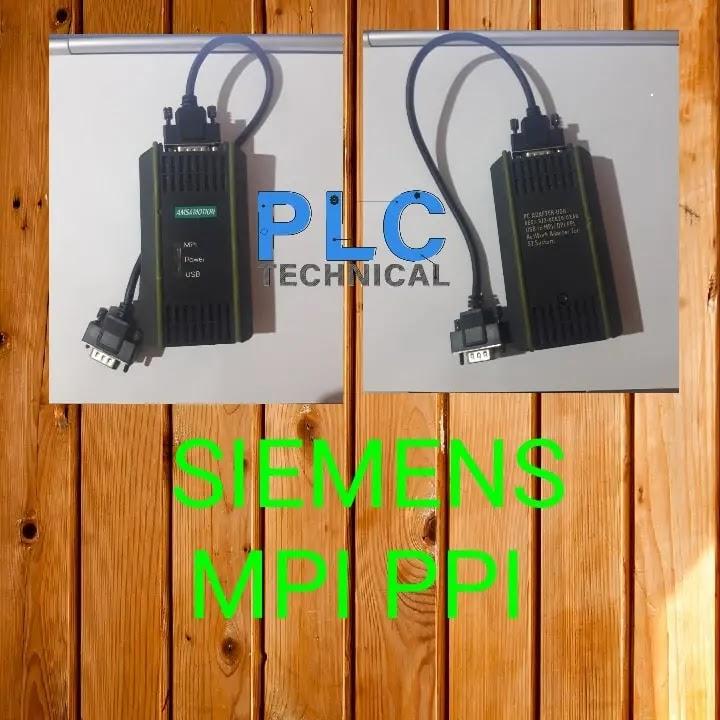 the siemens PPI câble