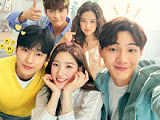 Sinopsis Drama Because It's My First Love (2019)