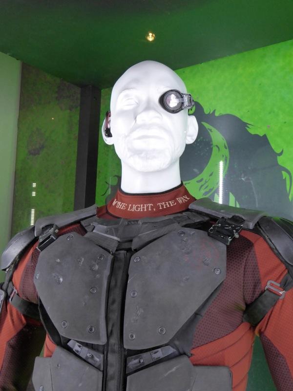 Deadshot Suicide Squad costume detail