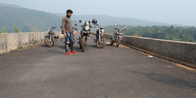 On the way to Nandinia Waterfall from Sapua Dam