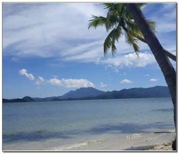 Pantai Ketapang Propinsi Lampung