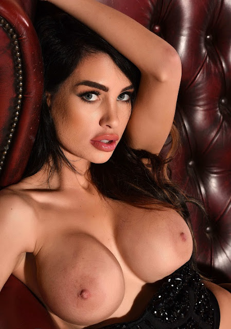Ann Denise big boobs naked 12