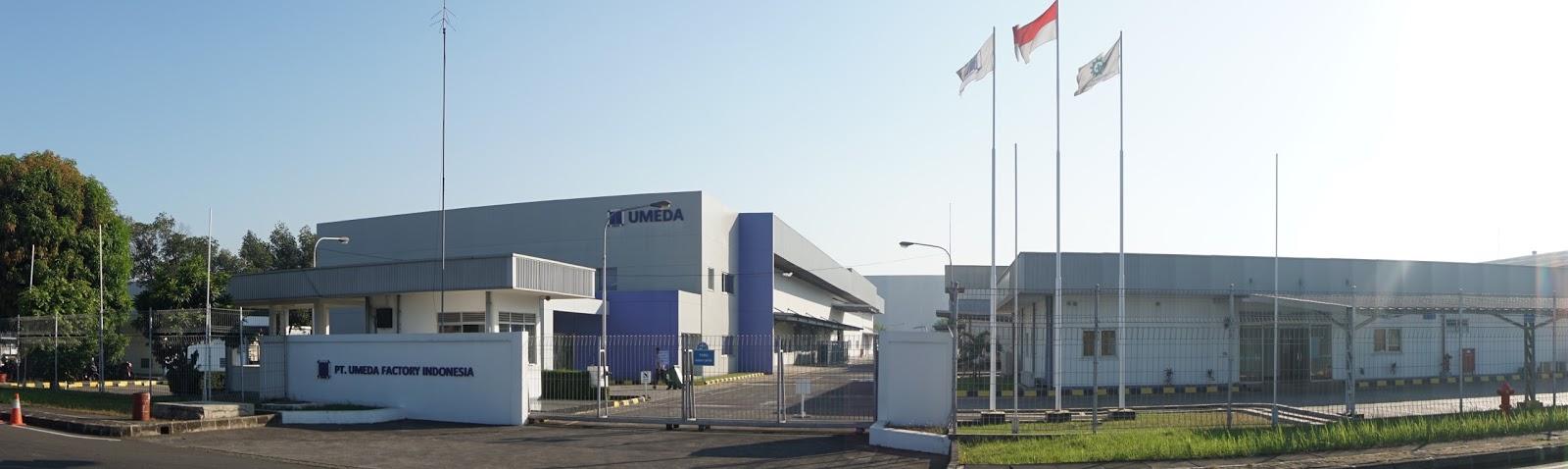 Flokloker Forum Informasi Lowongan Kerja PT Umeda Factory Indonesia