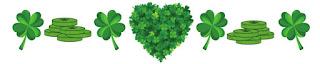 lucky clover divider ©BionicBasil®
