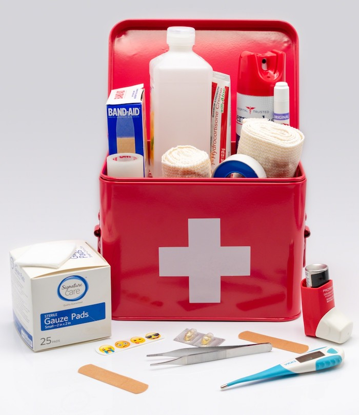 What To Include In A Home First Aid Kit