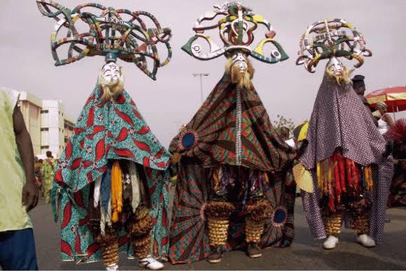 IDOMA TRADITIONAL DEITY (ALEKWU K'IDOMA)