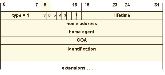 Gambar 11. Registration Request