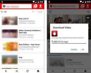 sudah banyak tersebar di internet banyak sekali aplikasi downloader yang bisa anda gunakan 9 Aplikasi Download Video Tercepat 2019 untuk Andorid