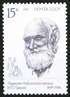 Ivan P. Pavlov Nobel Medicine Winner, Soviet 1991
