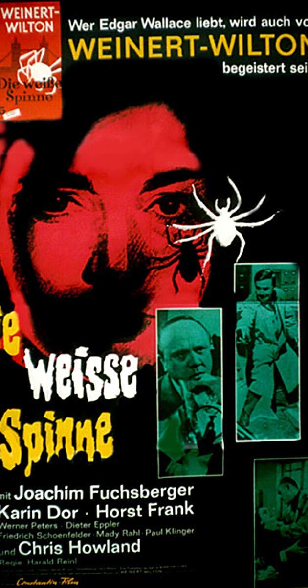 Белый паук 1963