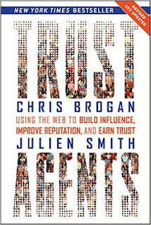 Cushard Consequential: My Notes on Trust Agents by Scott Brogan and Julien Smith