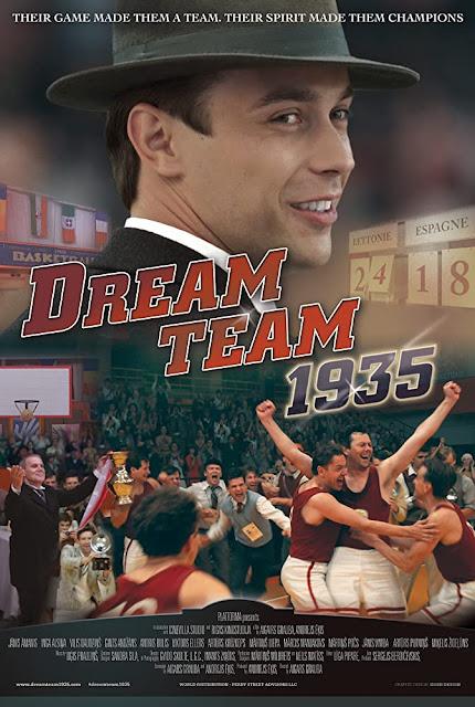 dream team 1935 sapnu komanda 1935