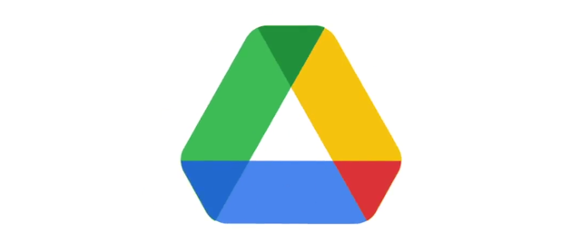 Google Drive - Google Workspace New Icon