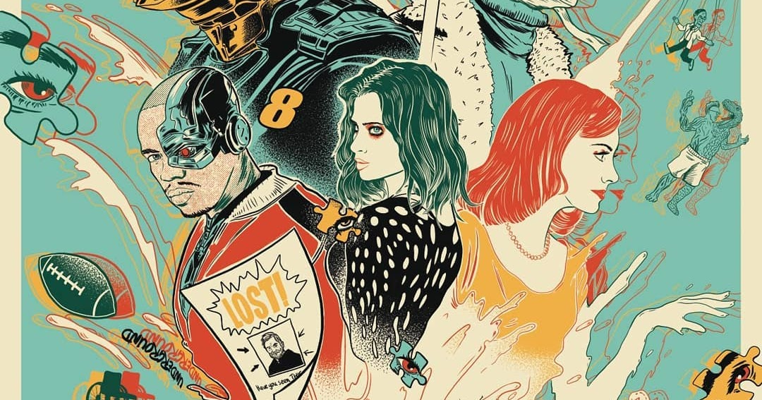 The Blot Says...: SDCC 2019 Exclusive Doom Patrol