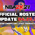 NBA 2K21 OFFICIAL ROSTER UPDATE 04.29.21 LATEST TRANSACTIONS+UPDATED LINEUPS