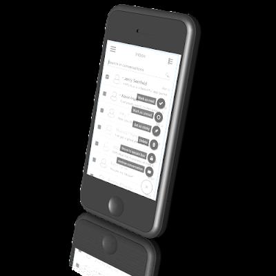 Aplikasi SMS android terbaru hello SMS