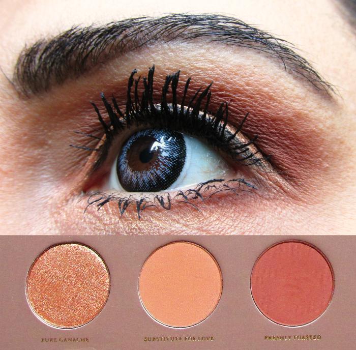 Augen Makeup AMU Zoeva - Cocoa Blend Eyeshadow Palette - 10 x 1.5g - 17.50 Euro