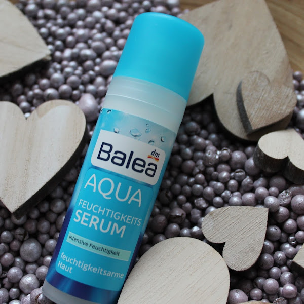 [Review] Balea - Aqua Feuchtigkeitsserum