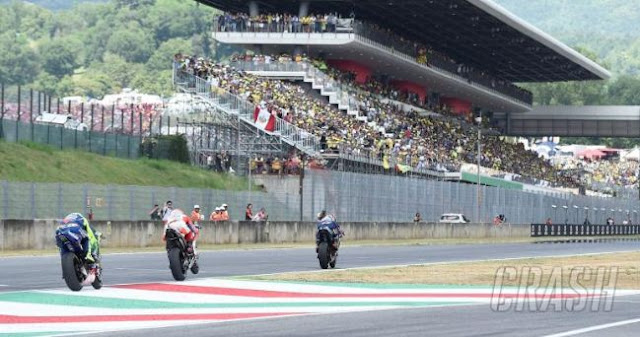 Jadwal MotoGP Mugello Italia Sabtu 2 Juni 2018
