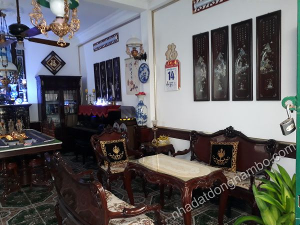 Bán nhà đường Lê Hồng Phong phường 2 quận 5