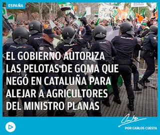 Gobierno, psoe, policia, podemos, cataluña, extremadura