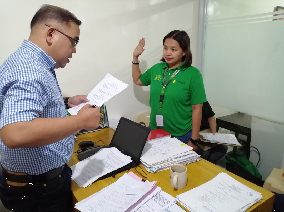 PhilHealth XII Files Charges Against Eering Employers