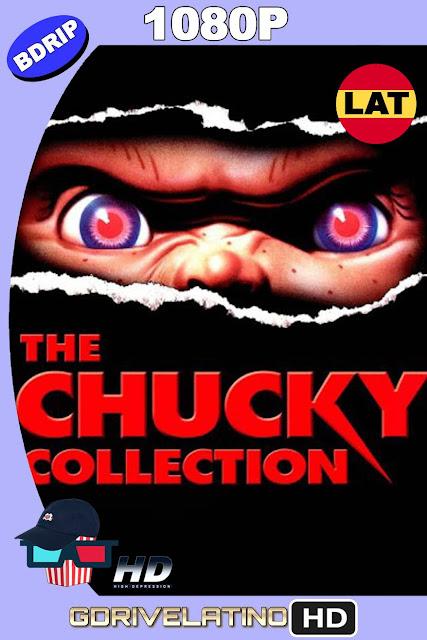 Chucky (1988-2019) Colección BDRip 1080p Latino-Ingles MKV